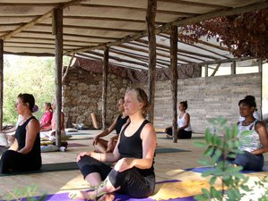 5 Days Raw Food Detox and Yoga Retreat in Italy