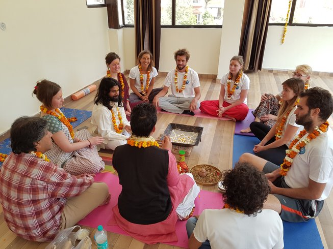 29 Days 200-Hour Hatha Yoga Teacher Training in India
