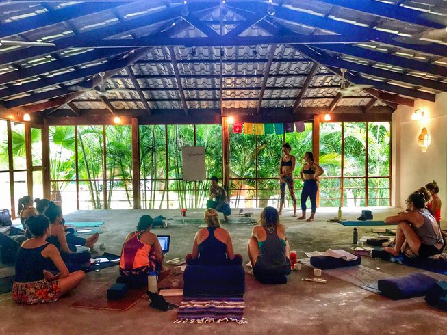 16 Days 200-Hour Hatha and Ashtanga Yoga Teacher Training in Guanacaste, Costa Rica