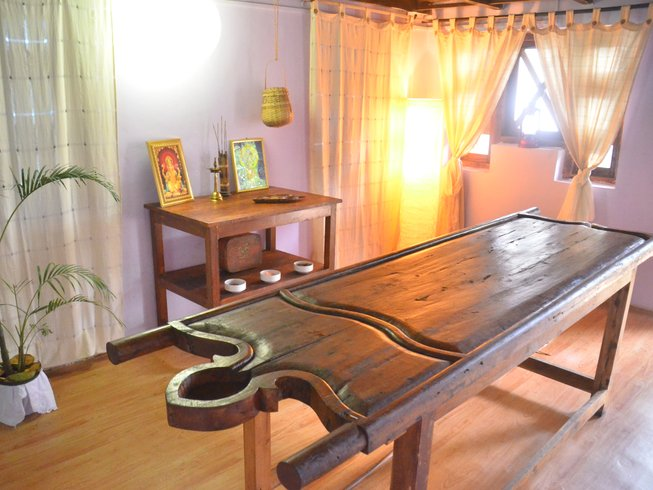 14 Days Ayurveda Yoga Retreat in Kerala, India