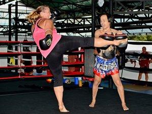 7 Day Muay Thai and Weight Loss Program in Chonburi