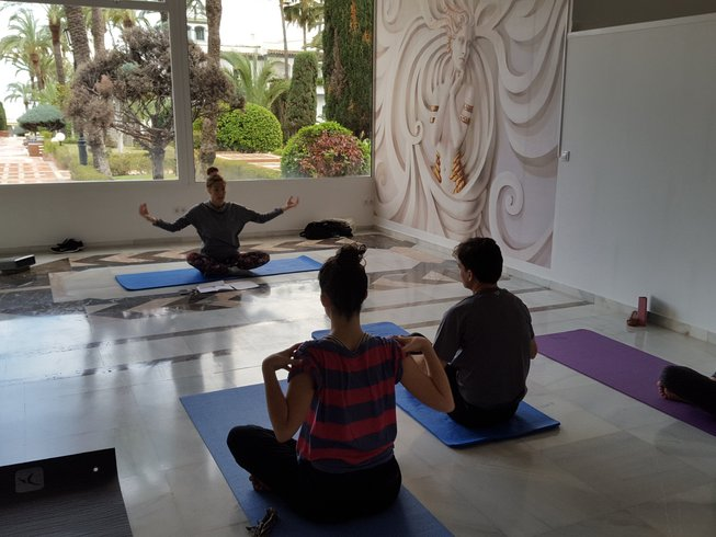 7 Days 360 Wellness and Yoga Retreat in Spain