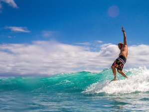 7 Days The WaterMan SUP and Surf Camp Hawaii, USA