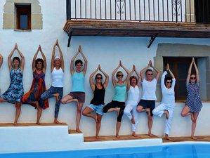 23 Days 200-Hour Hatha Yoga Teacher Training in Spain