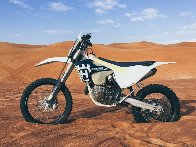 Motorcycle: Husqvarna
