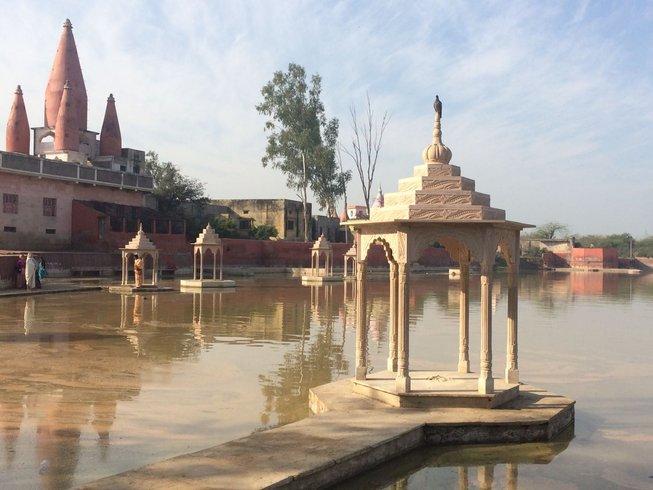 15-Daagse Bhakti Yoga Retraite in India