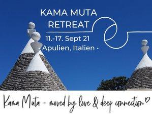 7 Tage Coaching und Yoga Retreat in der Magischen Umgebung von Apulien
