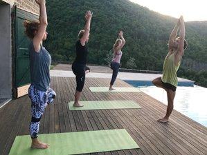 6 Day Autumn Awakening Vinyasa Yoga Holiday with Valeria DaCosta in Perugia