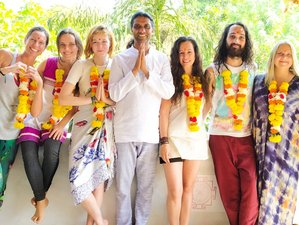 24 Day 200-hrs Mukta Tantra Yoga of Kundalini, Chakras, Sounds, Vibrations & Meditation in Goa