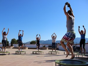 8 Days Detox Yoga Retreat Spain