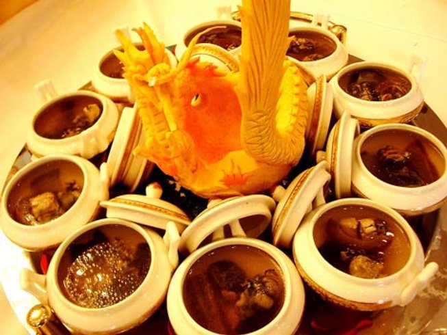 15 Days Autumn Gourmet Tours to China by Bridge2you