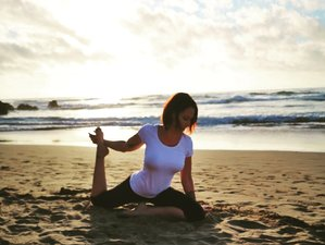 8 Day Yoga Goes White Beach: Yin and Vinyasa Yoga Holiday with Various Trips in Marrakesh