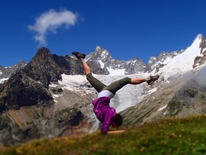 3-Daagse Yoga en Hike Weekend Retraite in de Franse Alpen