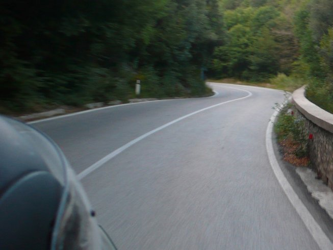 11 Days Guided Italy Motorcycle Tour