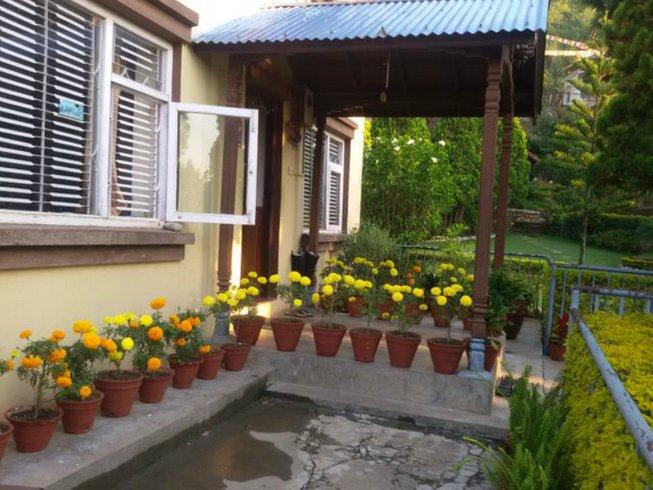 29 jours-200h de formation de professeur de yoga à Katmandou, Népal