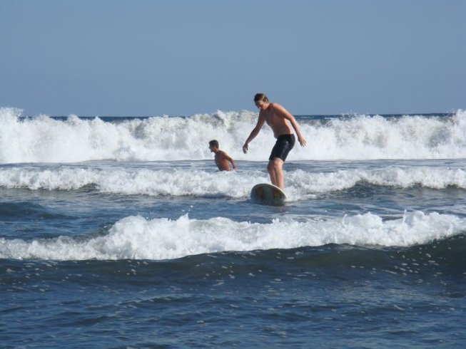 7 Days Surf and Yoga Retreat in Puntarenas, Costa Rica
