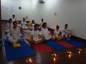 12 Day 100 Hours Yoga Course in Rishikesh