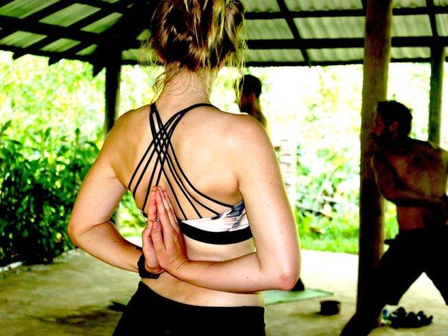 8-Daagse Transformatieve Meditatie en Yoga Retraite in Welikanda, Sri Lanka