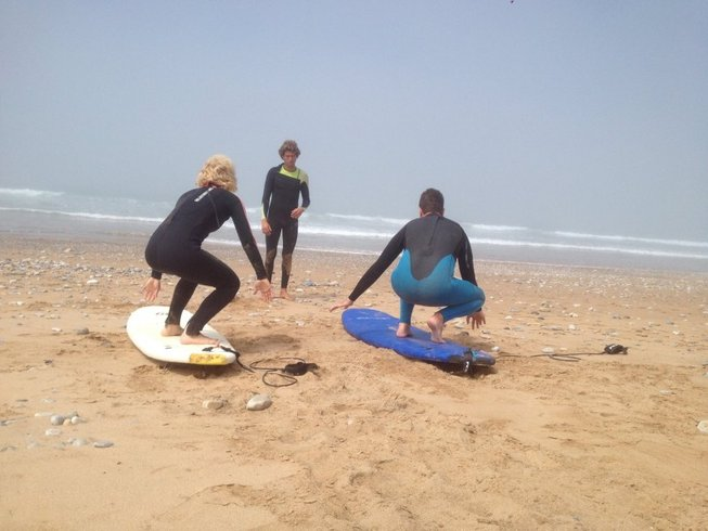 8 Days All-inclusive Surf Camp in Agadir, Morocco