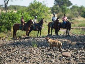8 Days African Explorer Horseback Safari in South Africa and Botswana