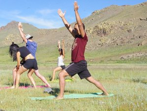 16 Day Sacred Mountain Adventure Yoga Tour Holiday in Ulaanbaatar