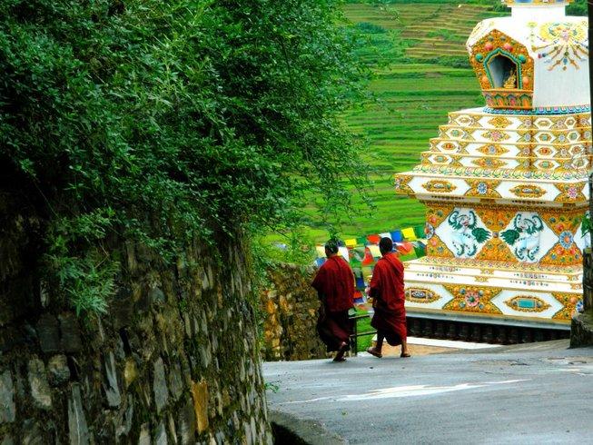 3 Days Yin and Yang Yoga Retreat in Nepal