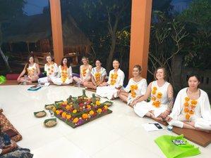 24 jours-200h de formation de professeur de yoga multi-styles et auto-développement à Ubud, Bali