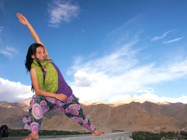 28 Days 200-Hour TTC in Ladakh, North India