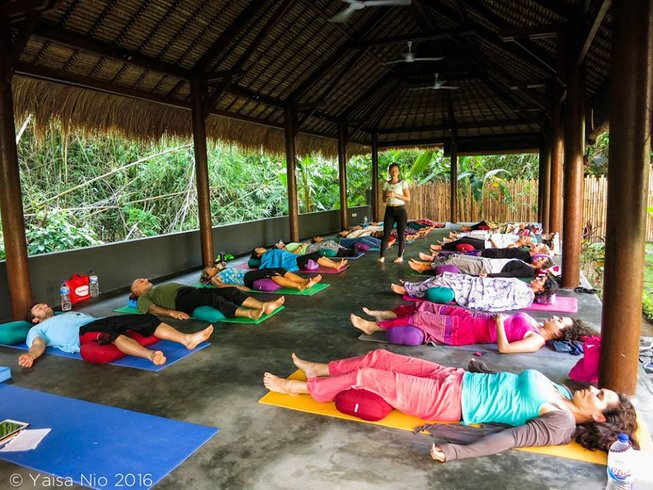 5 jours en stage et atelier de yoga à Girone, Espagne