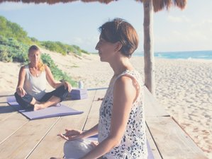 8 Days Caribean Meditation and Yoga Retreat Mexico