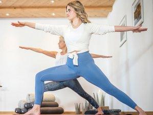 8 Tage Gesundheitsurlaub Basenfasten und Yoga im Wunderschönen Allgäu