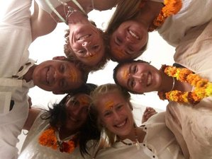 28 Days 200 hour Meditation Yoga Teacher Training in Rishikesh, India