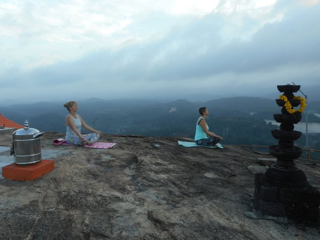 7 Days Energized Eco Friendly Forest Yoga Vacation in Kerala India