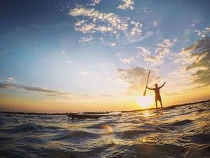 6 Day SUP Tour for All Levels in Quintana Roo, Yucatan