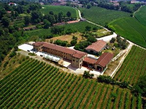 8 Day Scenic Agritourism Yoga Retreat near Lake Garda, Province of Mantua