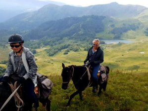 8 Day Legends of the Wolf Horseback Riding Adventure on the Via Dinarica
