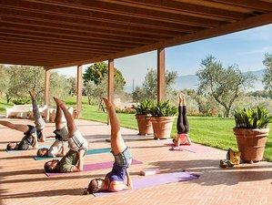 4 Tage Yoga Urlaub in der Toskana, Italien