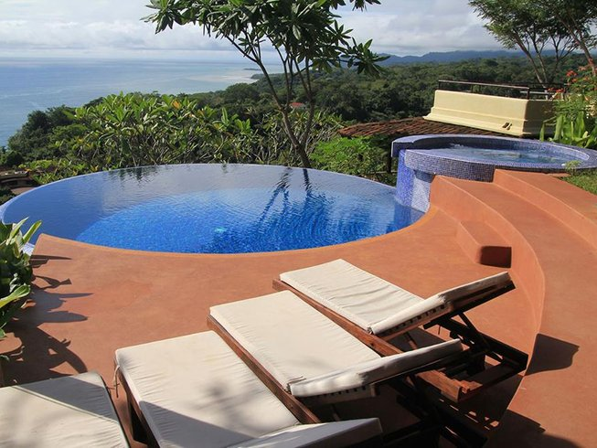 8 Days Pure Yoga Retreat in Costa Rica