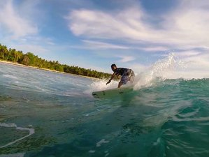 3 Days Surf Camp in Padang, Indonesia