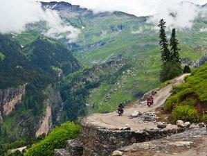 9 Day Guided Phatphatiya Ki Mohabbat - The Love of Motorcycle Tour in Himachal Pradesh
