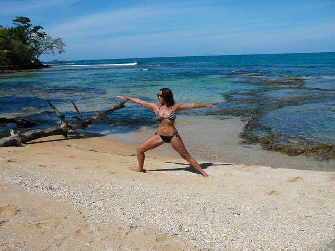 6 Days Vinyasa Yoga Paradise Yoga Retreat in Panama