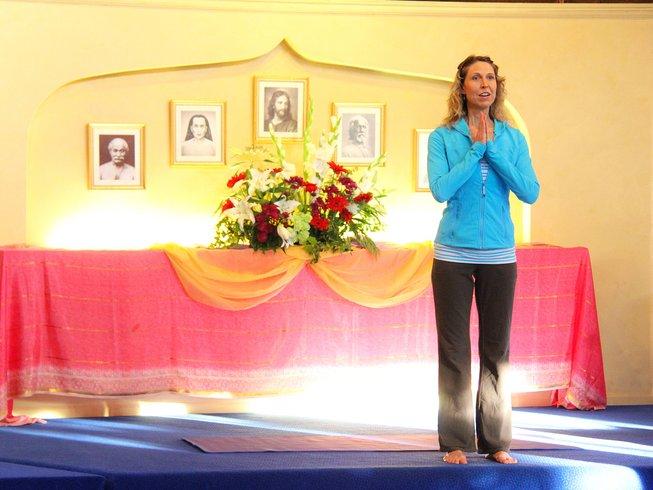 4-Daagse Persoonlijke Yoga Retraite in Nevada, Californië