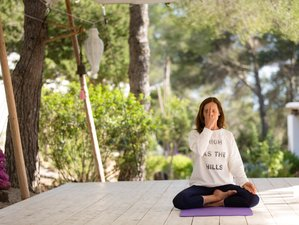 7 Days Healing Yoga Retreat in Ibiza, Spain