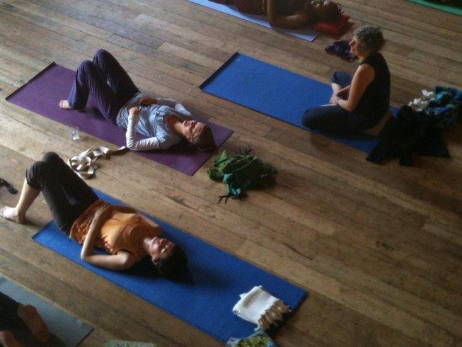 3 Tage Meditation und Yoga Urlaub in Kent, Großbritannien