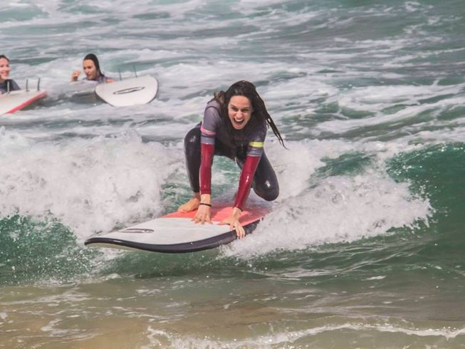 15 Days Intense Surf Camp in Sagres, Vila do Bispo, Portugal