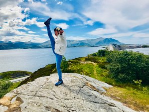 3 Day Nature Relaxation and Yoga Retreat in Ålesund