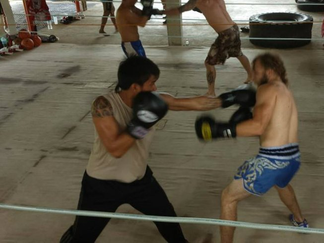 2 Weeks Intensive Martial Arts Training in Boracay, the Philippines