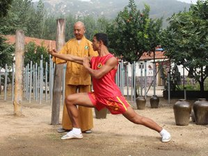 2-Year Learn Authentic Kung Fu in China at Tianmeng Institute