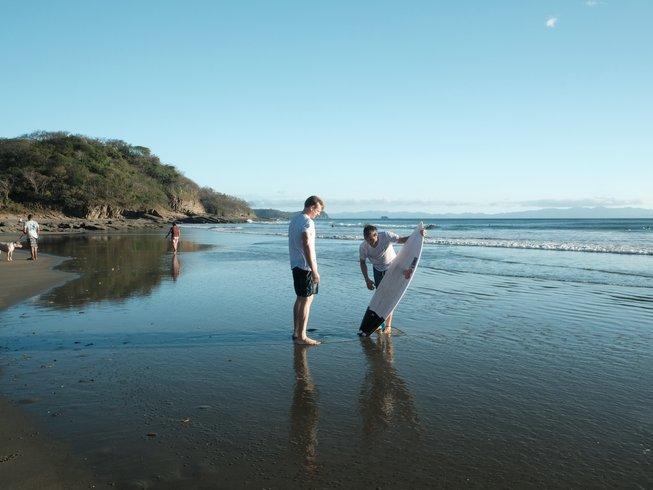 6 Days Luxury Surf Camp in San Juan del Sur, Nicaragua