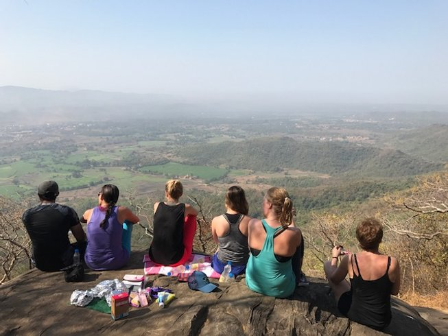 7 jours en stage de yoga à Goa Sud, Inde